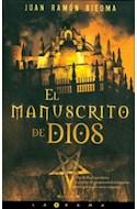 Papel MANUSCRITO DE DIOS (ZETA THRILLER)