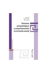 Papel TRASTORNOS PSICOPATOLOGICOS Y COMPORTAMENTALES EN EL RETARDO