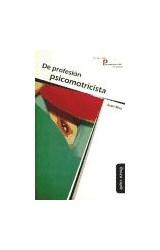 Papel DE PROFESION PSICOMOTRICISTA