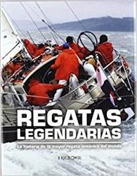 Libro Volvo Race Regatas Legendarias