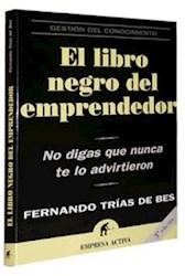 Libro El Libro Negro Del Emprendedor