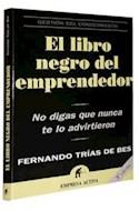 Papel LIBRO NEGRO DEL EMPRENDEDOR (GESTION DEL CONOCIMIENTO)