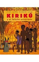 Papel KIRIKU Y EL FETICHE EXTRAVIADO