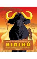 Papel KIRIKU Y EL BUFALO DE LOS CUERNOS DE ORO
