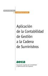 E-book Aplicación de la Contabilidad de Gestión a la Cadena de Suministros