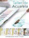 Libro Taller De Acuarela