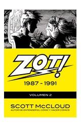 Papel Zot Vol Ii 1987-1991
