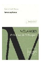 Papel MELANGES DE LA CASA VELAZQUEZ 37-2