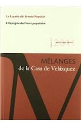 Papel MELANGES DE LA CASA VELAZQUEZ 41-1 LA ESPAEA