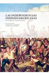 Papel LAS INDEPENDENCIAS HISPANOAMERICANAS