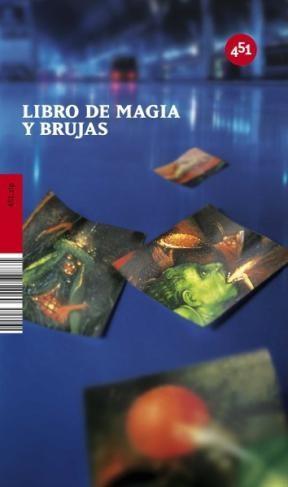 Papel Libro De Magia Y Brujas