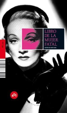 Papel Libro De La Mujer Fatal