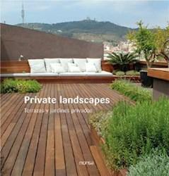 Libro Private Landscapes