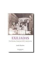 Papel EXILIADAS ESCRITORAS, GUERRA CIVIL Y MEMORIA