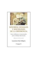 Papel Minorías sexuales y sociología de la diferencia