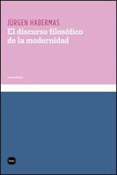 Papel Discurso Filosofico De La Modernidad, El