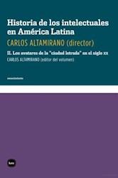 Papel Historia De Los Intelectuales En America Lat