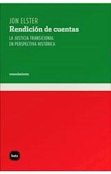 E-book Rendición de cuentas. La justicia transicional en perspectiva histórica