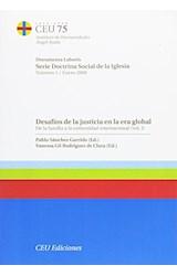 Papel DESAFIOS DE LA JUSTICIA EN LA ERA GLOBAL : D