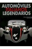 Papel AUTOMOVILES ITALIANOS LEGENDARIOS (CARTONE)