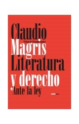 Papel LITERATURA Y DERECHO ANTE LA LEY