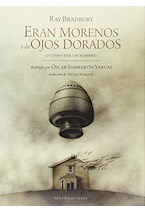 Papel Eran Morenos Y De Ojos Dorados