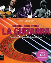 Libro Manual Para Tocar La Guitarra