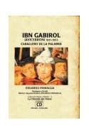 Papel IBN GABIROL (AVICEBRON) CABALLERO DE LA PALABRA [C/CD] (CARTONE)