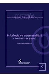 Papel PSICOLOGIA DE LA PERSONALIDAD E INTERACCION