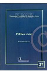 Papel POLITICA SOCIAL