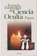 Papel TRATADO ELEMENTAL DE CIENCIA OCULTA (RUSTICA)