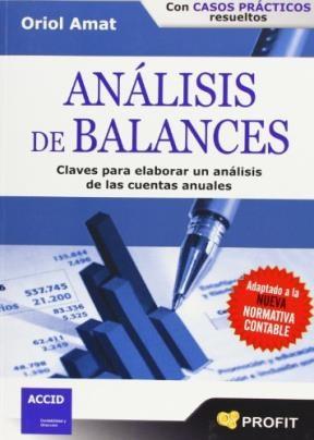 Papel Analisis De Balances