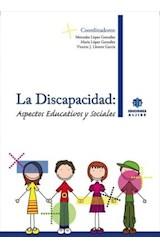 Papel LA DISCAPACIDAD : ASPECTOS EDUCATIVOS Y SOCIALES