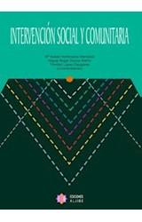 E-book Intervención social y comunitaria