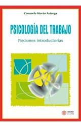 E-book Psicología del trabajo. Nociones introductorias