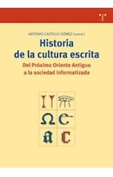 Papel HISTORIA DE LA CULTURA ESCRITA