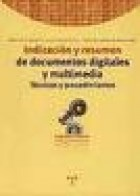 Papel Indización Y Resumen De Documentos Digitales Y Multimedia.