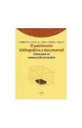 Papel El Patrimonio Bibliográfico Y Documental