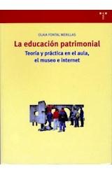 Papel La educación patrimonial