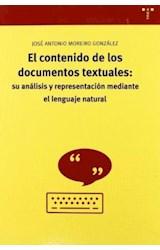 Papel El contenido de los documentos textuales