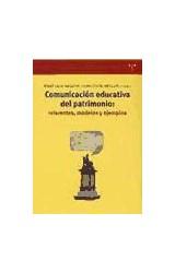 Papel Comunicación educativa del patrimonio: referentes, modelos y ejemplos