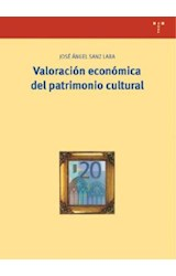 Papel Valoración económica del patrimonio cultural