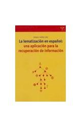Papel La lematización en español