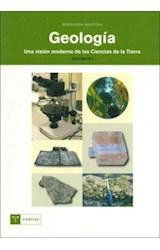Papel GEOLOGIA: UNA VISION MODERNA DE LAS .... 2V