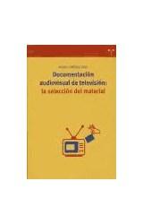 Papel Documentación audiovisual de televisión