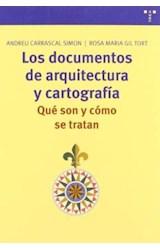Papel Los documentos de arquitectura y cartografía