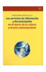 Papel LOS SERVICIOS DE INFORMACION Y DOCUMENTACION