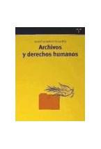 Papel Archivos y derechos humanos