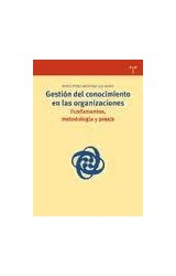 Papel Gestión del conocimiento en las organizaciones: fundamentos, metodología y praxis