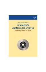 Papel La fotografía digital en los archivos